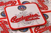 Beermats From Budweiser