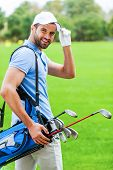 I Love Golfing!
