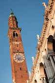picture of vicenza  - Vicenza is a city in northeastern Italy in the Veneto region - JPG
