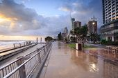 Australian Foreshore Early Morning