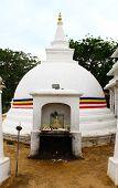 Buddhist Stupa, Dondra, Sri Lanka