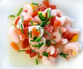 Shrimp Salad Mixed Coctail