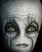 Extraterrestrial Female