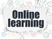 image of online education  - Education concept - JPG