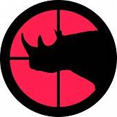 In The Scope Series - Rhinoceros