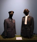 Royal Canadian Air Force Officer'S Dress Tunics.