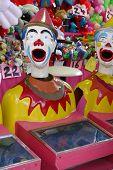 Mechanised Circus Clown