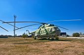 helicóptero russo antigo