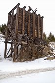 foto of ore lead  - From 1880 to 1941 the Comet Mine produced ore including gold silver lead zinc and copper - JPG