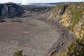 Kilauea Iki And Kilauea Caldera