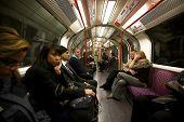 London Tube Passengers