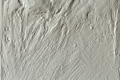 Slack Lime Background. Rough Surface Of A Wall. poster