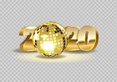 2020 Happy New Year Of The Creative Design Horizontal Banner Background Or Greeting Card. Realistic  poster