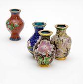 Oriental Vase Clique