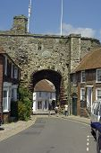 image of smuggling  - The medieval town of Rye in East Sussex has a long connection with smuggling and is considered the best preserved small old town in England - JPG