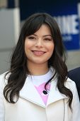 LOS ANGELES - MAY 10: Miranda Cosgrove at a ceremony where Ellen K is honored with the 2471st star on the Hollywood Walk of Fame on May 10, 2012 in Los Angeles, California