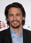 LAS VEGAS - APR 25:  JAMES FRANCO arrives for the Cinema Con 2012-Disney Luncheon  on April 25, 2012