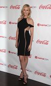 LAS VEGAS - APR 26:  CHARLIZE THERON arrives afor the Cinema Con 2012-Final Night Awards  on April 2