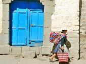 Quechua žena