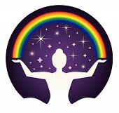 Yogi And Rainbow