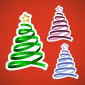 Lint kerstbomen instellen