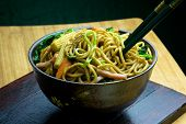 Stir-fried Noodles