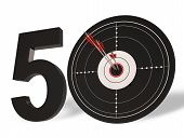 50 Target Shows Golden Anniversary Fifty Years