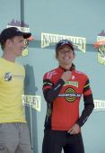 Kristin Armstrong Wins Red Jersey