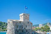 Castello Di Rapallo (castello Sul Mare; Circa 1551), Rapallo, Italy
