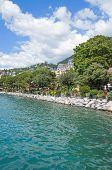 Montreux,Lake Geneva,Switzerland