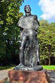 Monument To Mikhail Kutuzov. Kaliningrad (Koenigsberg Before 1946), Russia