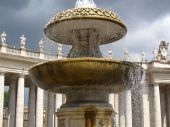 St Peter's Basilica In Vatican City Rome