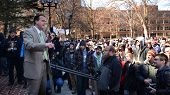 Representative Jeff Irwin At Ann Arbor Hash Bash 2014