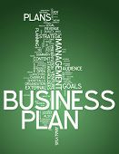 Word Cloud Business Plan