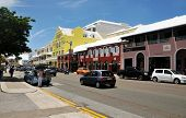A Day In Downtown Hamilton, Bermuda