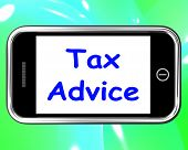 Tax Advice On Phone Shows Taxation Help Online