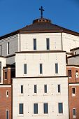 Cracow Lagiewniki - The centre of Pope John Paul II.
