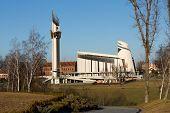 Cracow Lagiewniki - The Divine Mercy Sanctuar