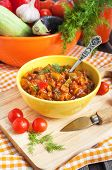 image of stew  - Vegetable stew  - JPG