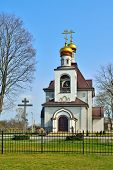 Church Of The Holy Princess Olga Kaliningrad, Russia