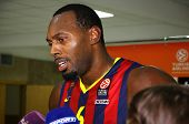 Joey Dorsey Of FC Barcelona