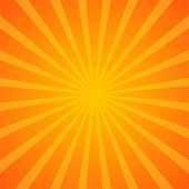 Sunburst background wallpaper