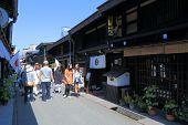 Takayama Japanese old house