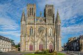Church Notre Dame Des Champsin Avranches
