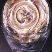 Surreal Human Brain