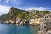 Portovenere La Grotta Di Lord Byron