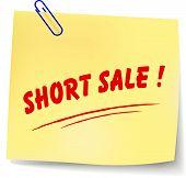 Short Sale Message
