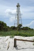 Boca Grande Rear Range Leuchtturm