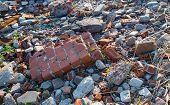 pile of debris,