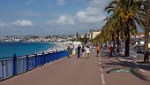 City Of Nice - Promenade Des Anglais